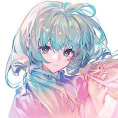 Chibi Manga, Manga Kawaii, Kawaii Anime Girl, Anime Art Girl, Manga Art, Vocaloid Wallpaper, Character Art, Character Design, Anime Kunst