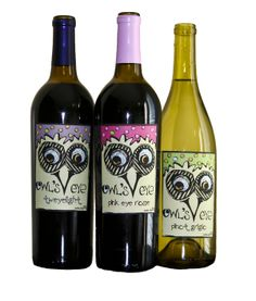 Owl's Eye Vineyard on Behance