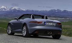 Jaguar Type F | Jaguar F-Type Review - Photos