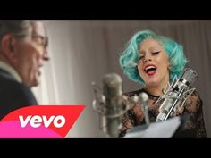 TONY BENNETT & LADY GAGA - THE LADY IS A TRAMMP (2011). OMG! Lady Gaga has got a beautiful voice and personality indeed! You can see this for yourself in this duo with the great Tony Bennett.