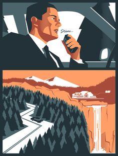 Twin Peaks - Edward Tuckwell