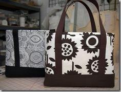45 Awesome Free Bag Making Tutorials | frugalandthriving.com.au