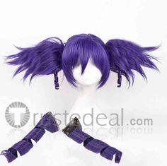 Mirai Nikki Uryuu Minene Purple Cosplay Wig$29.99