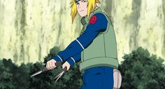 Minato Namikaze (Naruto Shippuden) Top 10 Fastest Anime Characters in The…