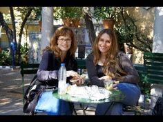 ▶ Thoughts on art with Michelle Dunaway and Susan Lyon - YouTube