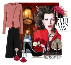 """""""Oh, the places you will go"""" by obsessedaboutstyle ❤ liked on Polyvore featuring L.K.Bennett"""