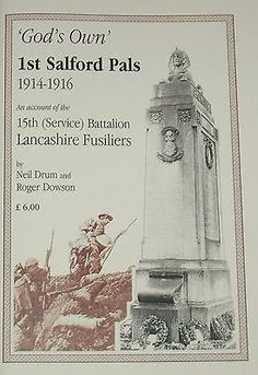 1st #salford pals in ww1 - lancashire #fusiliers #history first world war soldier,  View more on the LINK: http://www.zeppy.io/product/gb/2/290621170910/