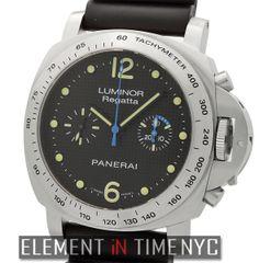 Officine Panerai Luminor Collection  Luminor Regatta Chronograph Special Series 2008 PAM 308 - ($9,999.00)