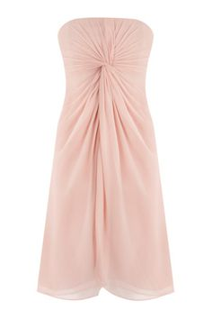 All Sale | Pinks MELODY TWIST DRESS | Coast Stores Limited