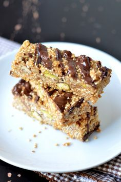 Coconut Quinoa Granola Bars from Coffee & Quinoa
