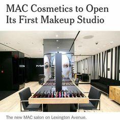 MAC COSMETICS MAKEUP STUDIO!