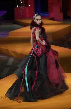 Christian Lacroix Haute Couture Autumn 2000