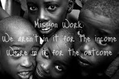 God call us all to Mission work - He may send you to another country, He make ask you to serve right where you are - it is all Kingdom work if God calls you to it.  #reachglobal #timberlinemissions