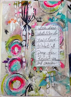 """""""Every Life Has a Story!"""" - {Roben-Marie Smith} - Art Journaling Video and a Giveaway..."""