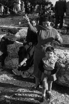 Αθήνα 1954 ΦΩΤ.David Seymour