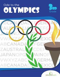 Workbooks: Ode to the Olympics