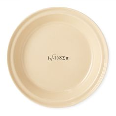 I EIGHT SUM PI DISH | Geek, Bakeware, Equation | UncommonGoods