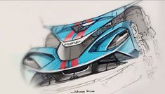 Ford Gt, Transportation, Sketches, Tech, Exterior, Concept, Drawings, Technology, Doodles