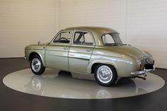 Renault - Dauphine Export model - 1964