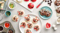 We're counting down to Christmas in the most delicious way possible—with freshly baked cookies!