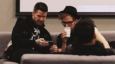 andy hurley patrick stump and  pete wentz!!!!!!