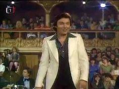 Karel Gott - Cikánka (1978) - YouTube Karel Gott, Suit Jacket, Suits, Youtube, Jackets, Down Jackets, Suit, Jacket, Wedding Suits