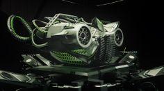 Nvidia Mech | Freelancers 3D