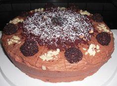 Rezept: Schoko- Rondo-Torte mit Mascarponecreme Bild Nr. 4