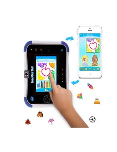 VTech® Premium Kid Connect app brings voice messaging to the InnoTab® 3S