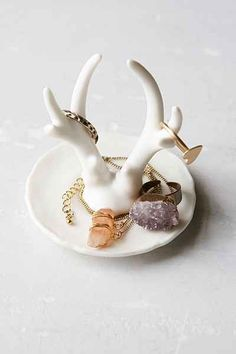 Antler Ring Holder - Urban Outfitters