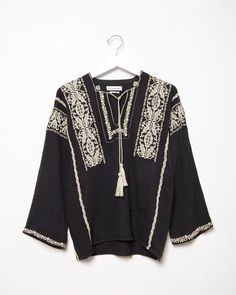 Vince Embroidered Top by Isabel Marant Étoile