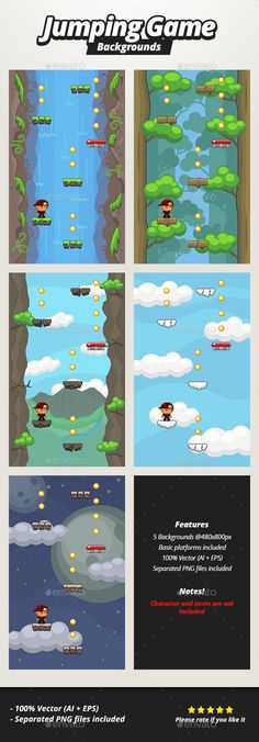 Jumping Game Backgrounds Download here: https://graphicriver.net/item/jumping-game-backgrounds/11209814?ref=KlitVogli