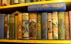 Okropnie spodobała mi się ta lista książek, które tutaj widzicie, aż chce się przytulić i przeczytać