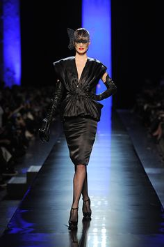 ジャンポール・ゴルチエ(JEAN PAUL GAULTIER) Haute Couture 2014SSコレクション Gallery1