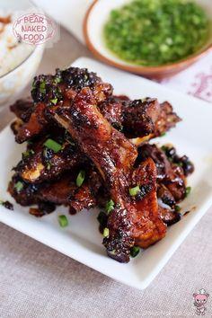 Bear Naked Food Filipino Adobo Glazed Pork Ribs