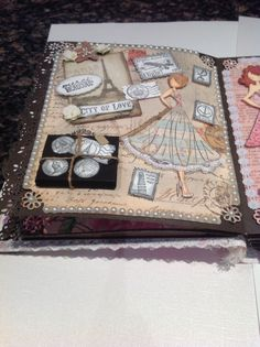 Page #7 in my prima doll book designs by creativewayz