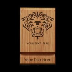 When customised meets convenience!  Check out our brand new range of personalised all natural bamboo mobile phone/iPad/tablet holders!   This convenient and compact laser engraved stand will allow your phone to be in a line of sight on your workspace.  Saves you having to pick it up every time a new message comes in.  Perfect for working from home set-ups!  You can choose from the phone sized slot (9mm) or the tablet slot (11 mm)- holds  up to 28 cm tablet size  Tablet Holder, Phone Holder, Personalised Gifts Australia, Stocking Stuffers For Teenagers, Personalized Fathers Day Gifts, Ipad Tablet, Happy Fathers Day, Laser Engraving, Range