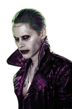 Jared Leto Joker by cptcommunist on DeviantArt Der Joker, Joker Art, Joker And Harley Quinn, Suiced Squad, Joker Dark Knight, Jared Leto Joker, Black And White Instagram, Hq Dc, Alone Photography