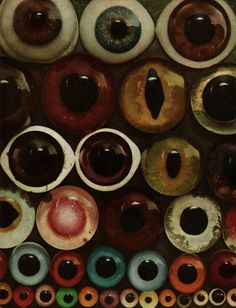 Inspiring image art, creepy, eyes, glass eye, weird - Resolution - Find the image to your taste