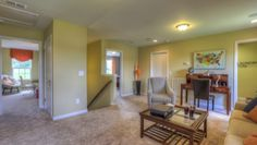 Loft design by ShopGirl for Goodall Homes at Chateau Valley in Nashville, TN
