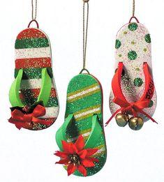 Flip flop Ornament