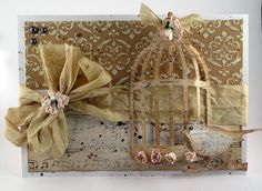 Subtle Textures - another great suzanne c card