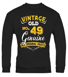 "# Vintage Born in 1968 49th Birthday T-Shirt 49 Years Old .  Special Offer, not available in shops      Comes in a variety of styles and colours      Buy yours now before it is too late!      Secured payment via Visa / Mastercard / Amex / PayPal      How to place an order            Choose the model from the drop-down menu      Click on ""Buy it now""      Choose the size and the quantity      Add your delivery address and bank details      And that's it!      Tags: A great gift idea for a…"