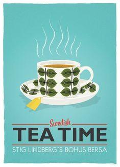 Tea Time - ©Stig Lindberg