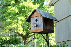 Sherwin's Door Knob Birdhouse
