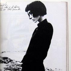 november-blog:yohji Yamamoto, ca. 1983http://instagr.am/p/VUiC5xiGNl/