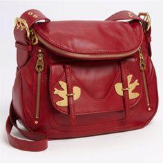 Womens Oruna Spk/eci Top-Handle Bag Red Rouge (Rubi) Mila Louise zSxbapn