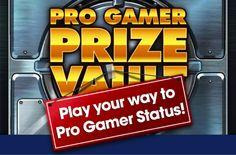 PCHgames Pro Gamer Prize Vault