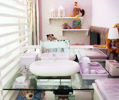 Casa Cor PA 2011, Quarto do Bebê by Rosangela Martins e Zelinda Gouvêa
