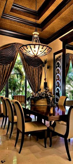 Dining Room Drama | The House of Beccaria~